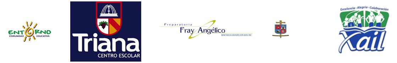 Entorno comunidad educativa, Centro escolar Triana, Fray Angélico, Xail