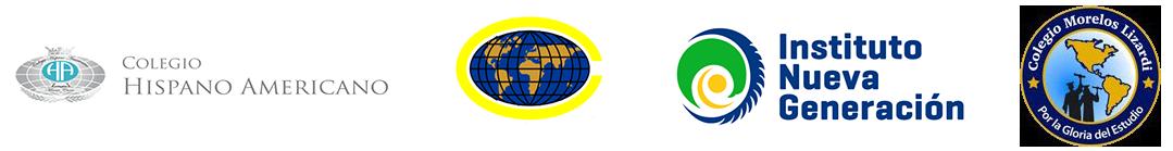 Colegio Hispanoamericano, Instituto Nueva Generación, Colegio Morelos Lizardi
